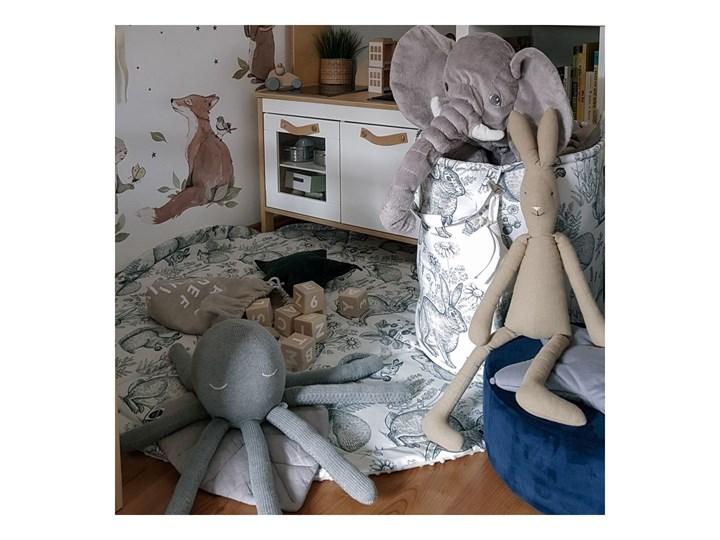 Mata okrągła, 130cm, Magic Collection Bawełna Syntetyk 130x130 cm Okrągły Dywaniki Pomieszczenie Pokój przedszkolaka
