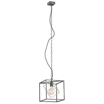 Argon 3627 - Lampa wisząca KRETA 1xE27/60W/230V