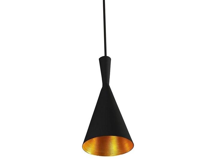 Azzardo AZ1405 - Żyrandol na lince VITA 1xE27/60W/230V Metal Kolor Czarny