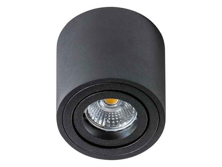 Azzardo AZ1710 - Plafon MINI BROSS 1xGU10/50W/230V Oprawa stropowa Kategoria Oprawy oświetleniowe Okrągłe Kolor Czarny