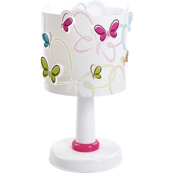 Dalber 62141 - Lampka dziecięca BUTTERFLY 1xE14/40W/230V
