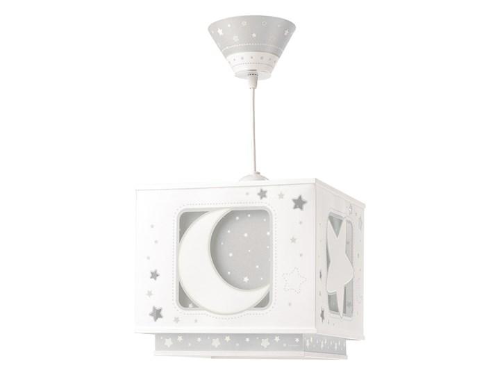 Dalber 63232E - Żyrandol dziecięcy MOON LIGHT 1xE27/60W/230V Lampa wisząca Kategoria Lampy dziecięce