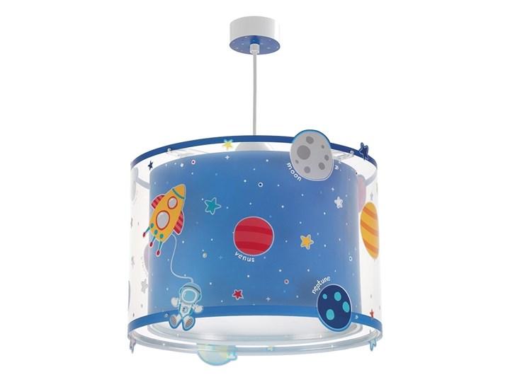 Dalber D-41342 - Lampa wisząca dziecięca PLANETS 1xE27/60W/230V