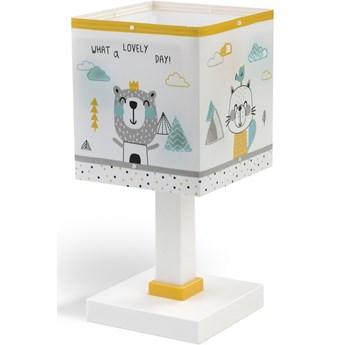 Dalber D-73241 - Lampka dziecięca HELLO LITTLE 1xE14/40W/230V