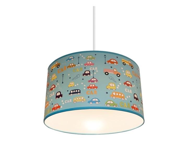 Dziecięca lampa wisząca AUTA 1xE27/60W/230V