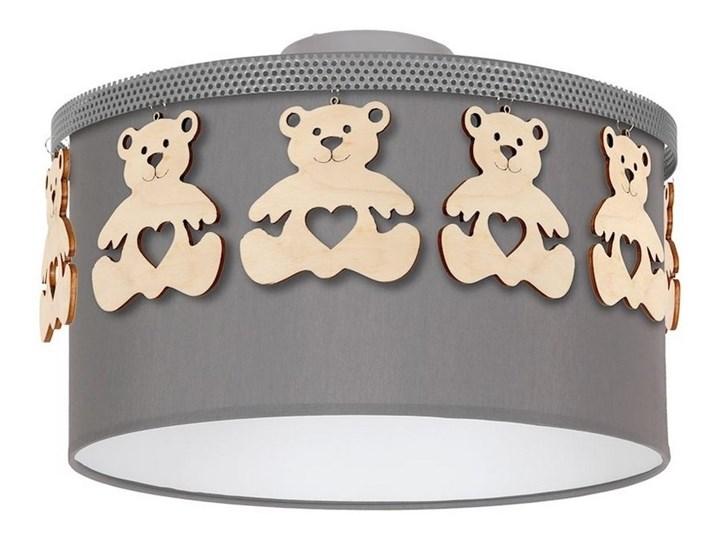 Dziecięcy żyrandol natynkowy BEAR 1xE27/60W/230V Lampa wisząca Kategoria Lampy dziecięce