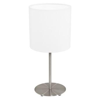 Eglo 31594 - Lampa stołowa PASTERI 1xE27/60W/230V