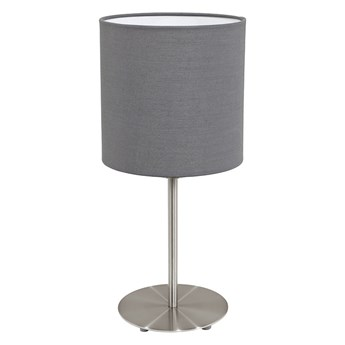 Eglo 31596 - Lampa stołowa PASTERI 1xE27/60W/230V