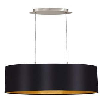 Eglo 31611 - Lampa wisząca MASERLO 2xE27/60W/230V