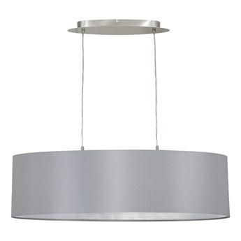 Eglo 31612 - Lampa wisząca MASERLO 2xE27/60W/230V
