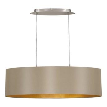 Eglo 31613 - Lampa wisząca MASERLO 2xE27/60W/230V