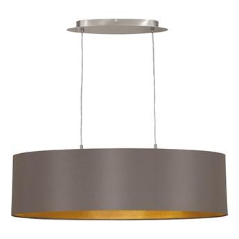 Eglo 31614 - Lampa wisząca MASERLO 2xE27/60W/230V