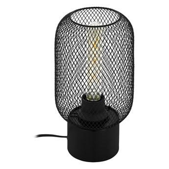 Eglo 43096 - Lampa stołowa WRINGTON 1xE27/60W/230V
