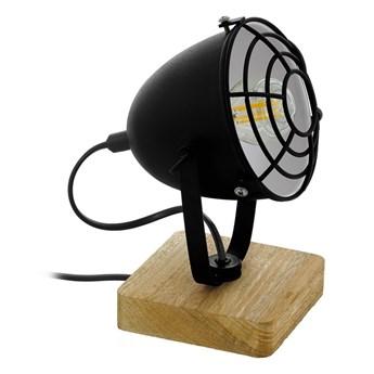 Eglo 43138 - Lampa stołowa GATEBECK 1xE14/40W/230V