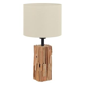 Eglo 43212 - Lampa stołowa PORTISHEAD 1xE27/40W/230V