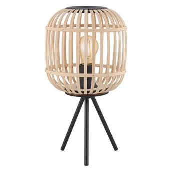 Eglo 43218 - Lampa stołowa BORDESLEY 1xE27/28W/230V