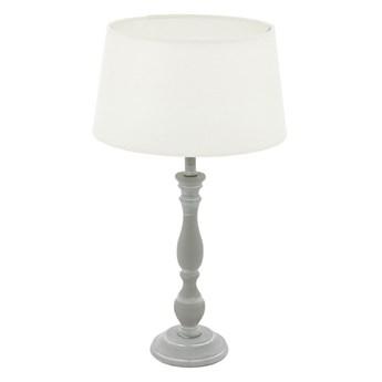 Eglo 43257 - Lampa stołowa LAPLEY 1xE27/60W/230V