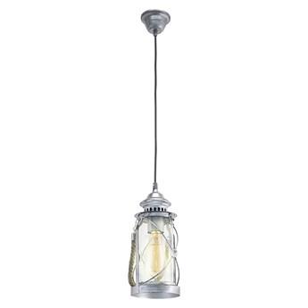 Eglo 49214 - Lampa wisząca VINTAGE 1xE27/60W/230V