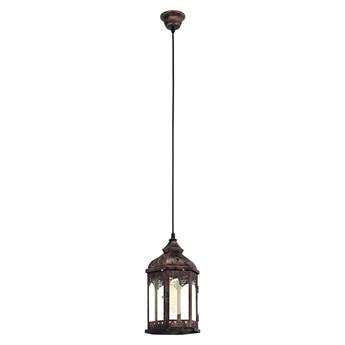 Eglo 49224 - Lampa wisząca VINTAGE 1xE27/60W/230V