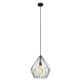 Eglo 49257 - Lampa wisząca VINTAGE 1xE27/60W/230V