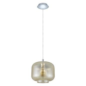 Eglo 49269 - Lampa wisząca BRIXHAM 1xE27/60W/230V