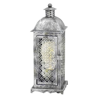 Eglo 49286 - Lampa stołowa WINSHAM 1xE27/60W/230V