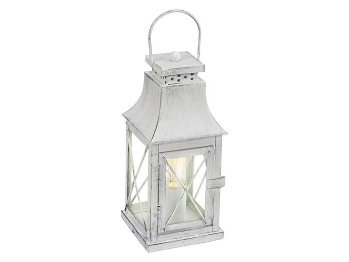 Eglo 49294 - Lampa stołowa LISBURN 1xE27/60W/230V
