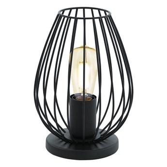 Eglo 49481 - Lampy stołowe NEWTOWN 1xE27/60W/230V