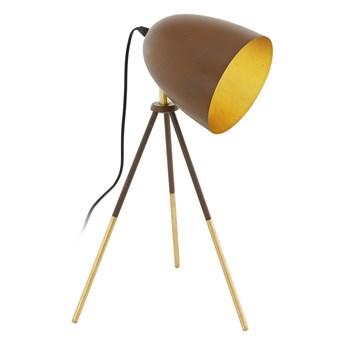 Eglo 49518 - Lampa stołowa CHESTER 1 1xE27/60W/230V