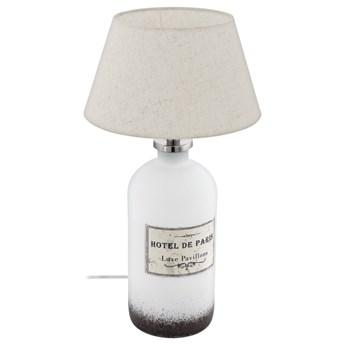 Eglo 49663 - Lampa stołowa ROSEDDAL 1xE27/60W/230V