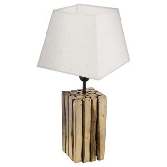 Eglo 49669 - Lampa stołowa RIBADEO 1xE27/60W/230V