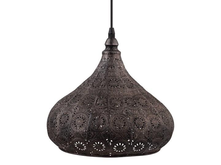 Eglo 49714 - Lampa wisząca MELILLA 1xE27/60W Metal Lampa z kloszem Kategoria Lampy wiszące