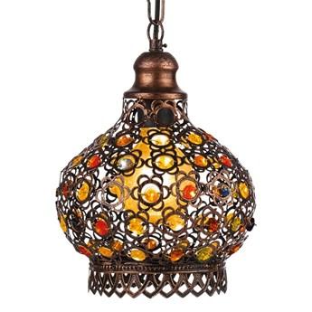 Eglo 49763 - Lampa wisząca JADIDA 1xE27/60W