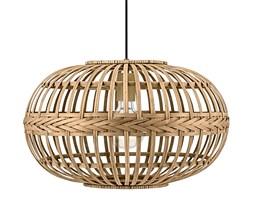 Eglo 49771 - Lampa wisząca AMSFIELD 1xE27/60W