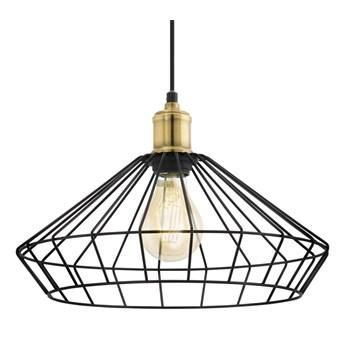 Eglo 49788 - Lampa wisząca DENHAM 1xE27/60W