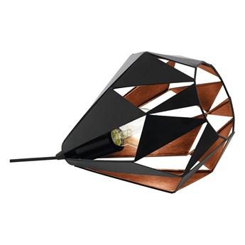 Eglo 49993 - Lampa stołowa CARLTON 1 1xE27/60W/230V