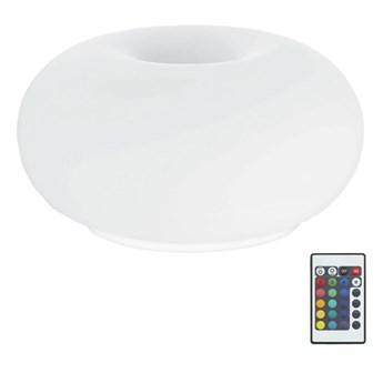 Eglo 75355 - LED RGB Ściemnialna lampa stołowa OPTICA-C 2xE27/7,5W/230V