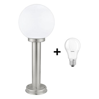 Eglo 78598 - LED Lampa zewnętrzna NISIA 1xE27/8,5W/230V IP44