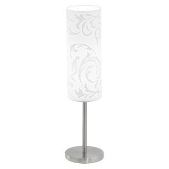 EGLO 90051 - Lampa stołowa AMADORA 1xE27/60W