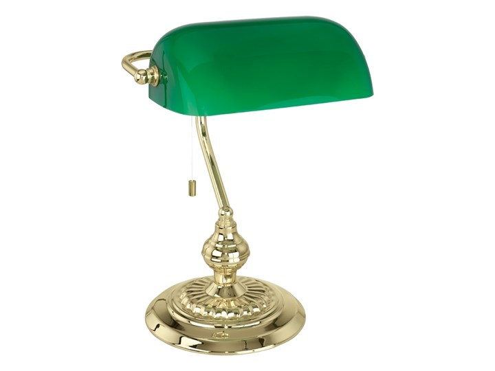 Eglo 90967 - Banker lampa stołowa E27/60W/230V