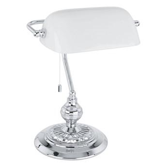 Eglo 90968 - Lampa stołowa BANKER E27/60W