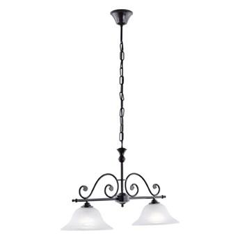 Eglo 91004 - Lampa wisząca MURCIA 2xE27/60W/230V