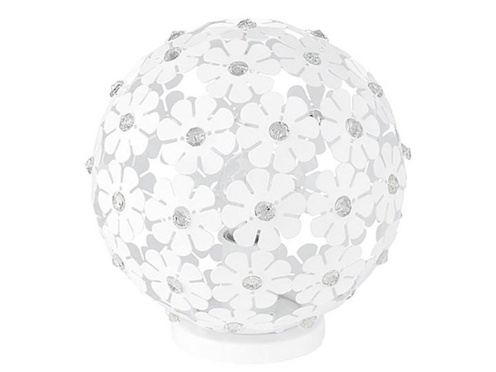 EGLO 92286 - Lampa stołowa HANIFA 1xE27/60W/230V Kolor Biały Wysokość 26 cm Lampa dekoracyjna Kategoria Lampy stołowe