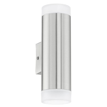 Eglo 92736 - Kinkiet zewnętrzny RIGA-LED GU10/2.5W/230V