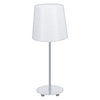Eglo 92884 - Lampa stołowa LAURITZ 1xE14/40W/230V