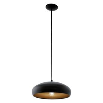 Eglo 94605 - Lampa wisząca MOGANO 1xE27/60W/230V