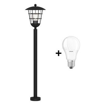Eglo 94836 - LED Oświetlenie zewnętrzne PULFERO 1xE27/8,5W/230V IP44