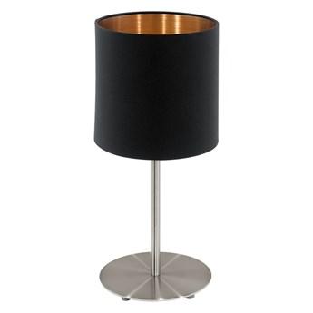 Eglo 94917 - Lampa stołowa PASTERI 1xE27/60W/230V