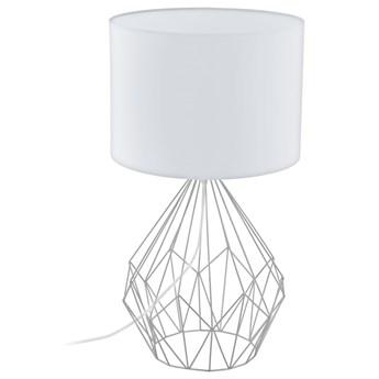Eglo 95187 - Lampa stołowa PEDREGAL 1xE27/60W/230V