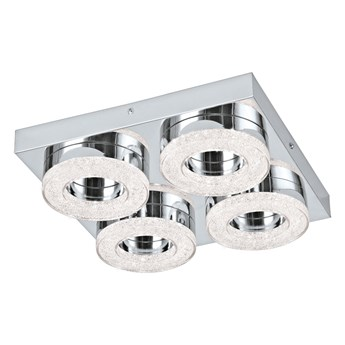 Eglo 95664 - LED Kryształowa lampa sufitowa FRADELO 4xLED/4W/230V